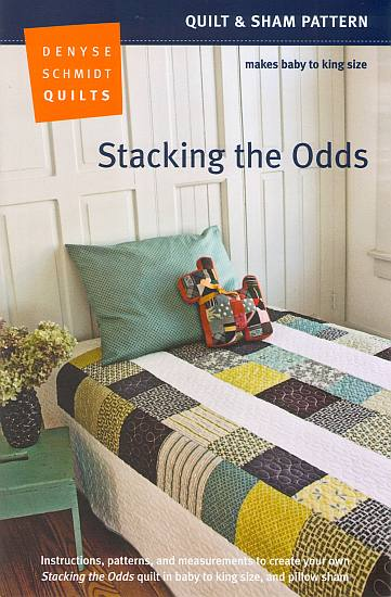 Denyse Schmidt Quilts - Stacking the Odds