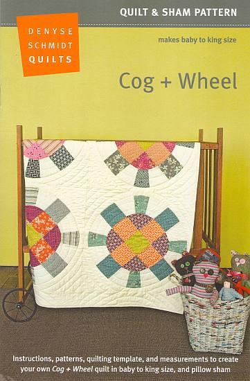 Denyse Schmidt Quilts - Cog + Wheel