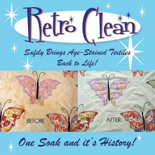 Retro Clean Soak - 1 lb.