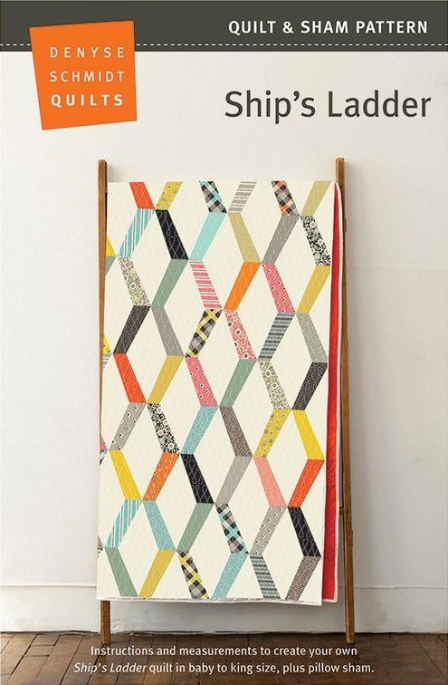 Denyse Schmidt Quilts - Ship's Ladder