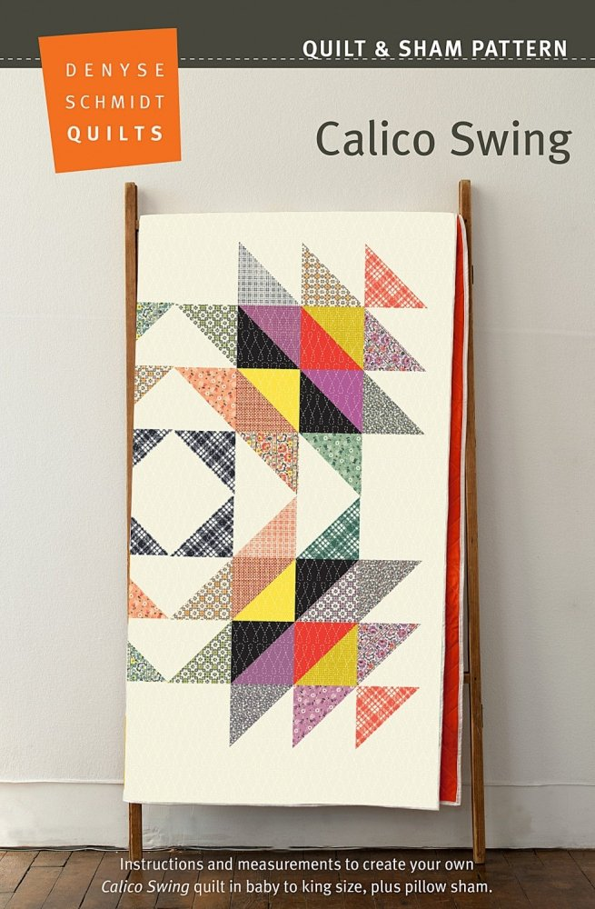 Denyse Schmidt Quilts - Calico Swing