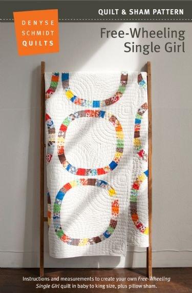 Denyse Schmidt Quilts - Free-Wheeling Single Girl