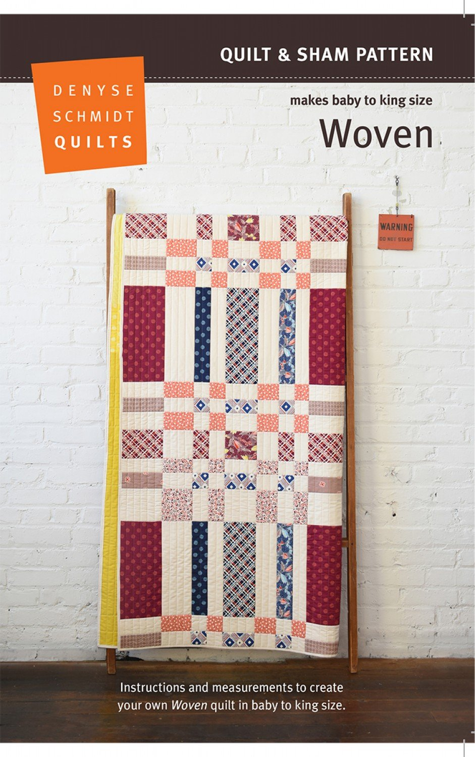 Denyse Schmidt Quilts - Woven
