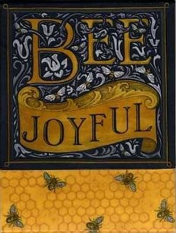 Pocket Notepads - Bee Joyful