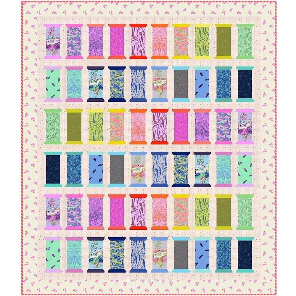 Quilt Kit - Spool for Love