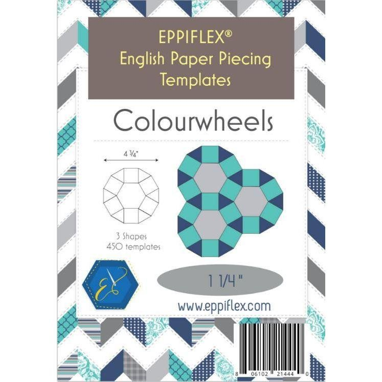Eppiflex EPP Templates - Colourwheels