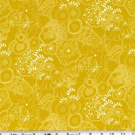 Sun Print - Grow - Straw