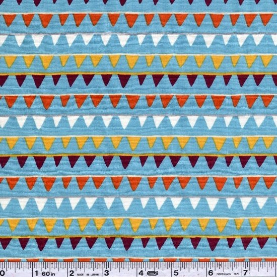 Festive Forest - Party Banners - Turquoise