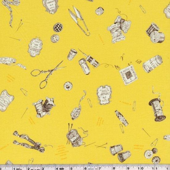 Vintage Handwork - Yellow