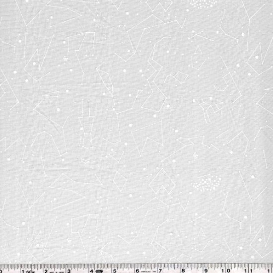 Whisper Palette - Star Chart - Pale Grey