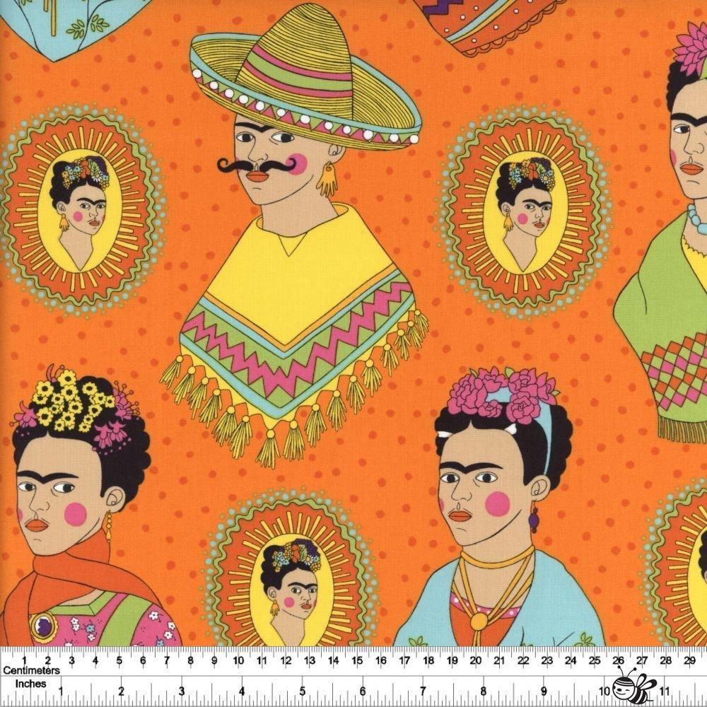 Folklorico - Fantastico Frida - Orange