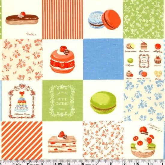 Sweets Rondeaux - Tout de Sweet - Ivory