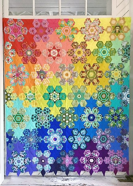 Tula's Bloomers Quilt