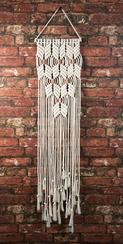 Macrame Kit - Wall Hanging - Chevrons