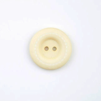 Stitched Buttons - Cream