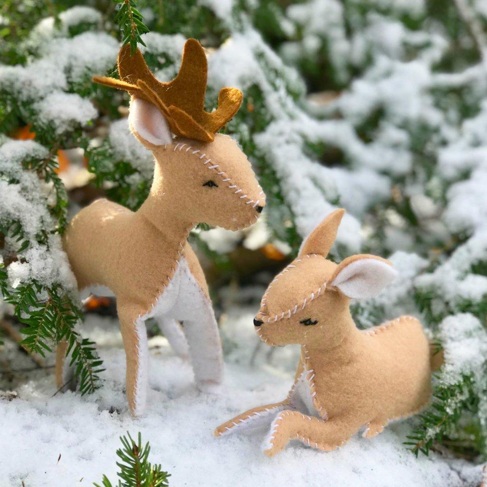 Heidi Boyd Whimsy Kits - Darling Deer