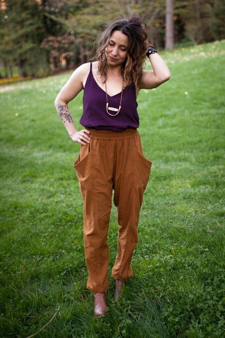 Sew Liberated - Arenite Pants