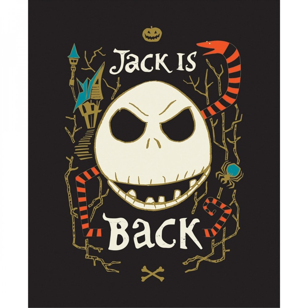 Jack is Back - Glow in the Dark Panel