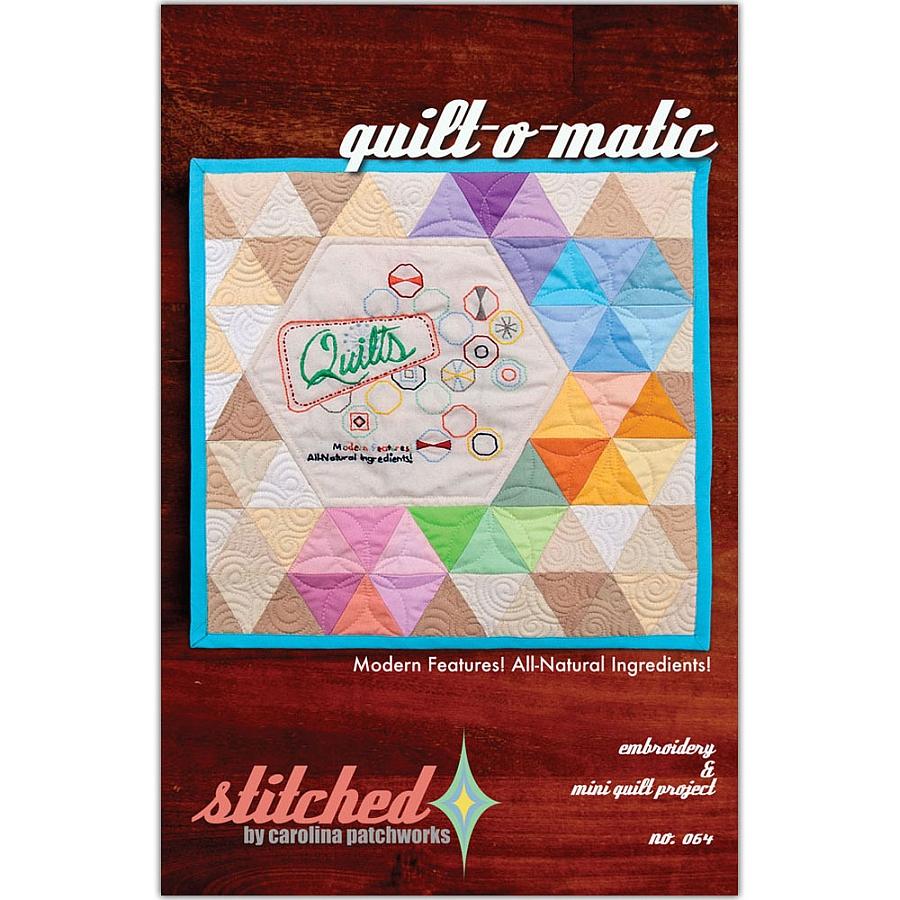Carolina Patchworks - Quilt-O-Matic