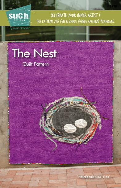 Such Designs - The Nest Quilt