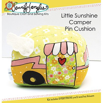 Jennifer Jangles - Little Sunshine Camper Pincushion Kit