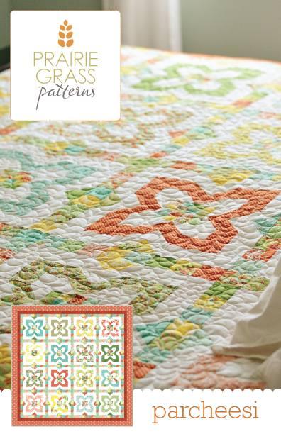 Prairie Grass Patterns - Parcheesi