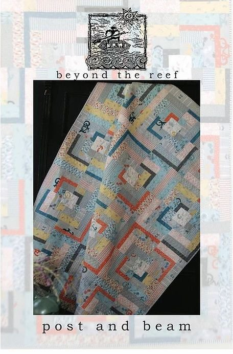 Beyond the Reef - Post and Beam