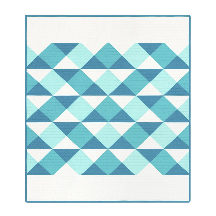 Initial K Studio - Sea Breeze Quilt