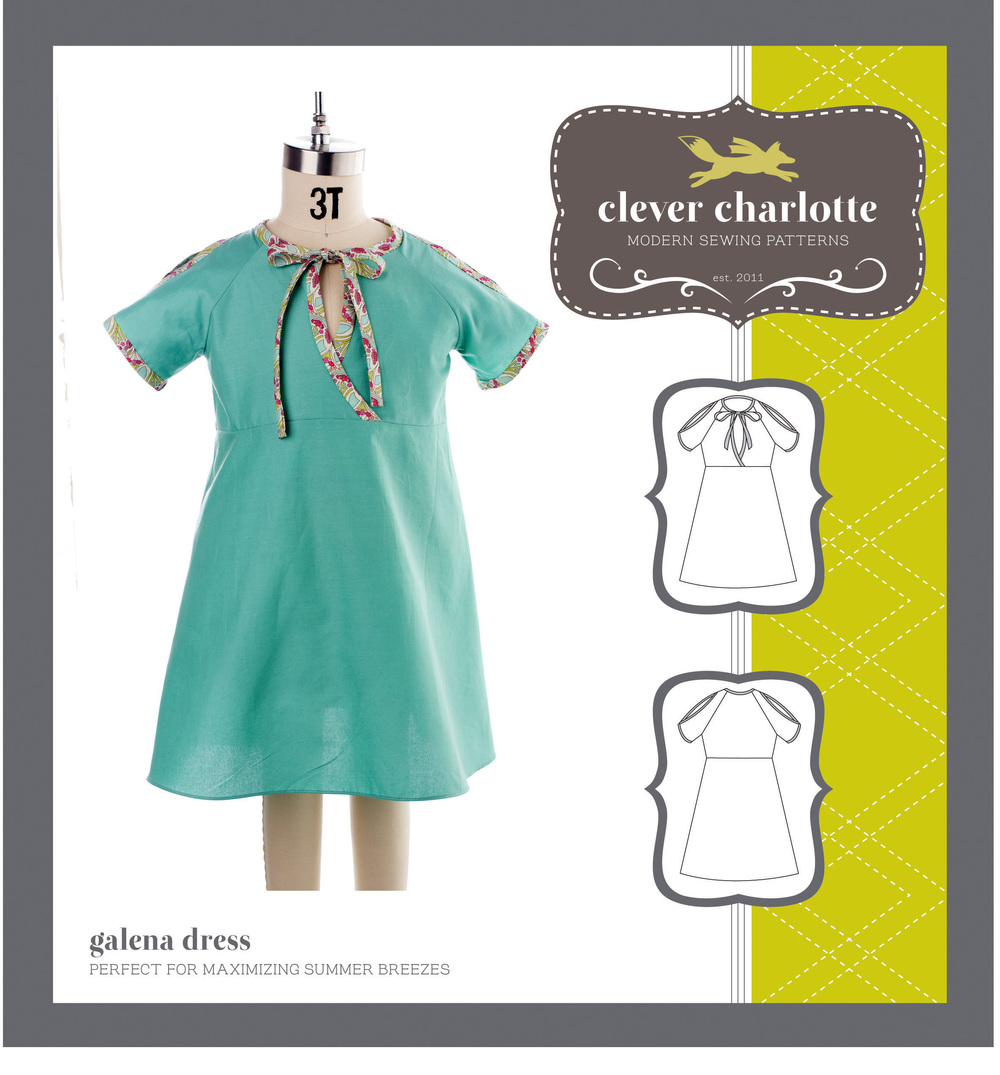 Clever Charlotte - Galena Dress