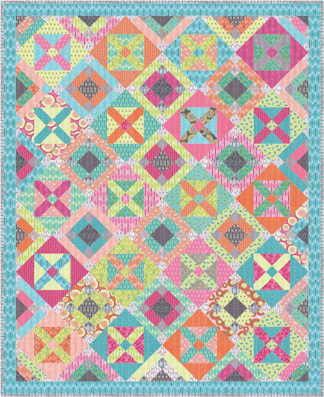 Aunt Em's Quilts - Multiplicity