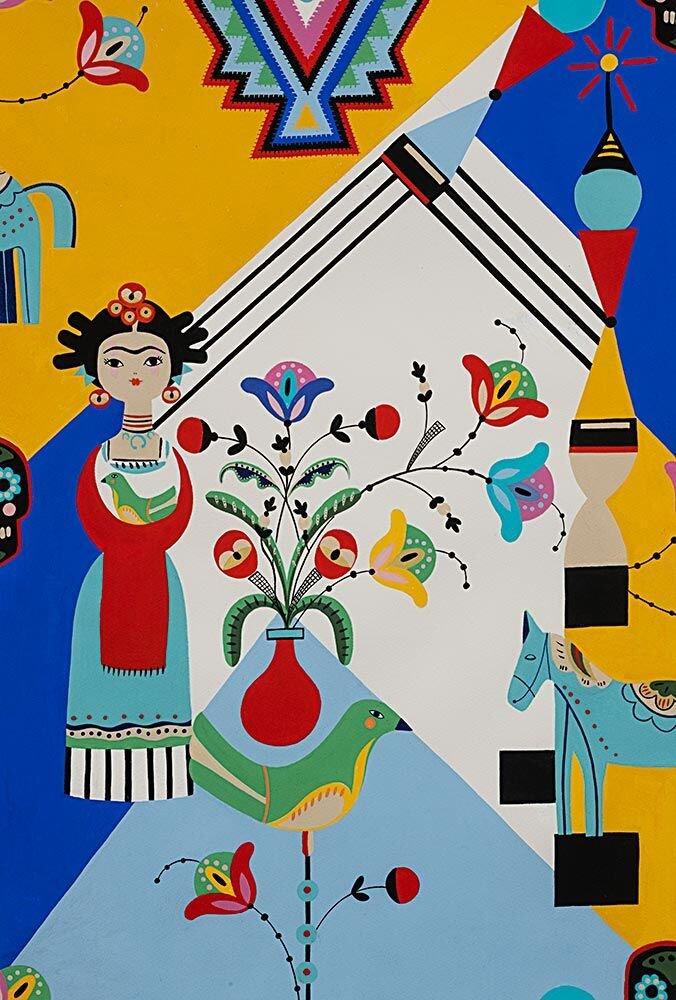 Folklorico - Frida Carita - Brite