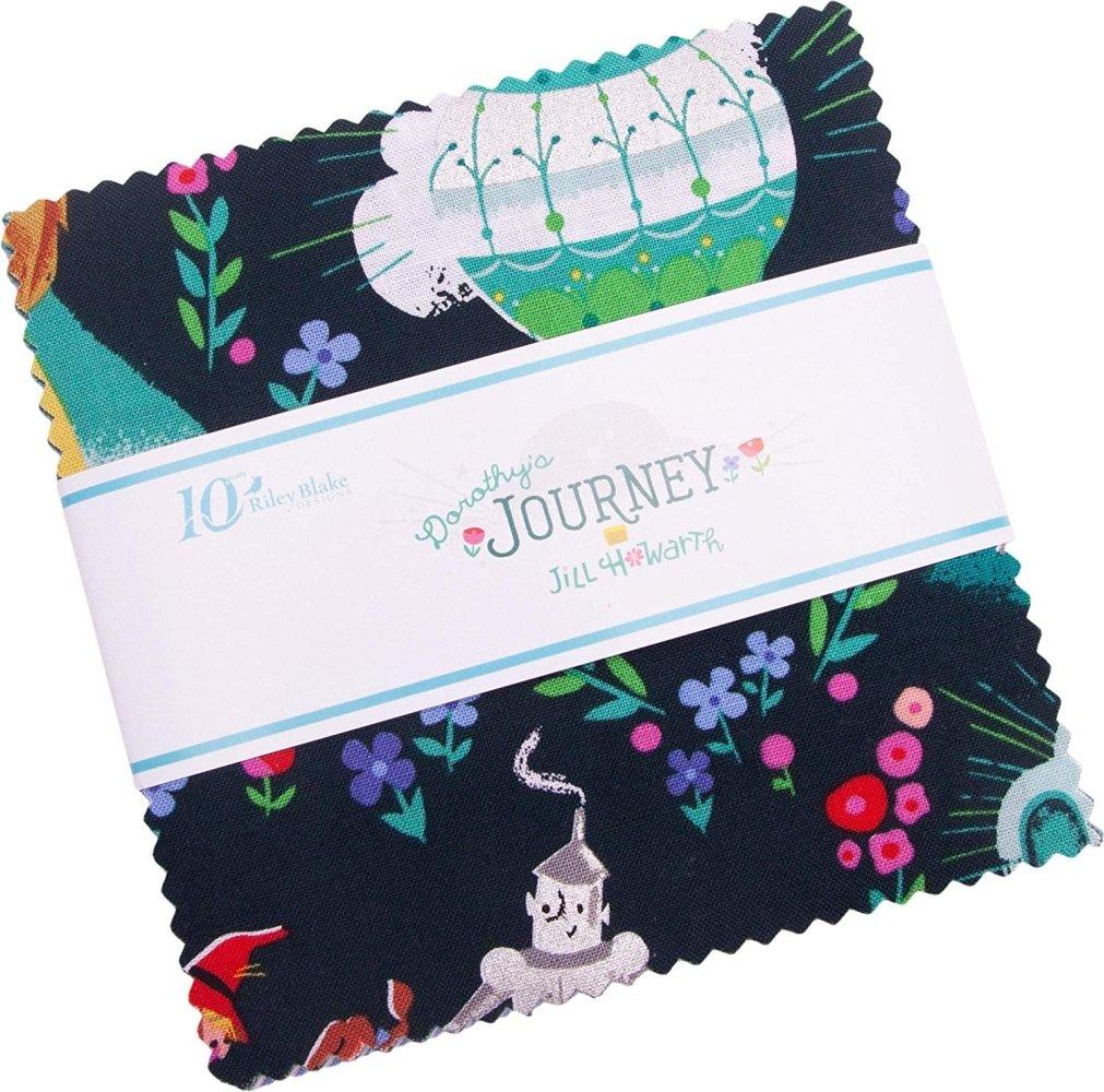 Charm Pack - Dorothy's Journey