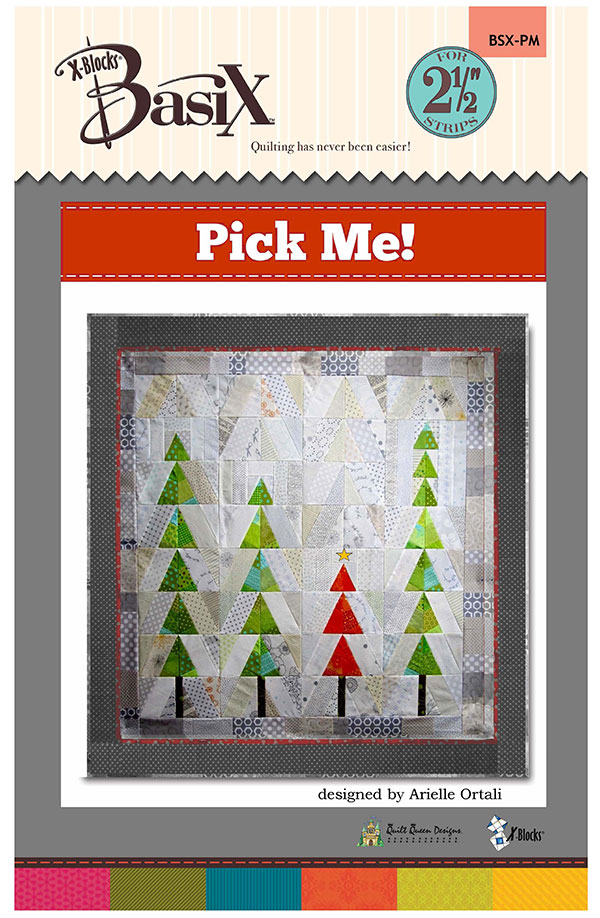 Quilt Queen Designs - Pick Me!