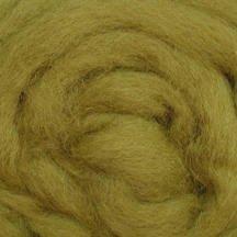 Wool Roving - Lima Bean