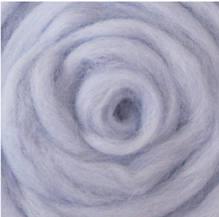 Wool Roving - Pale Blue