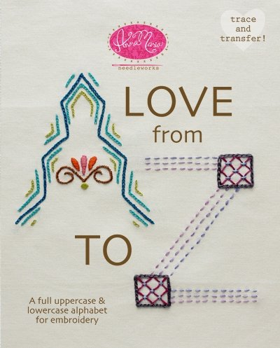 Anna Maria Needleworks - Love From A to Z
