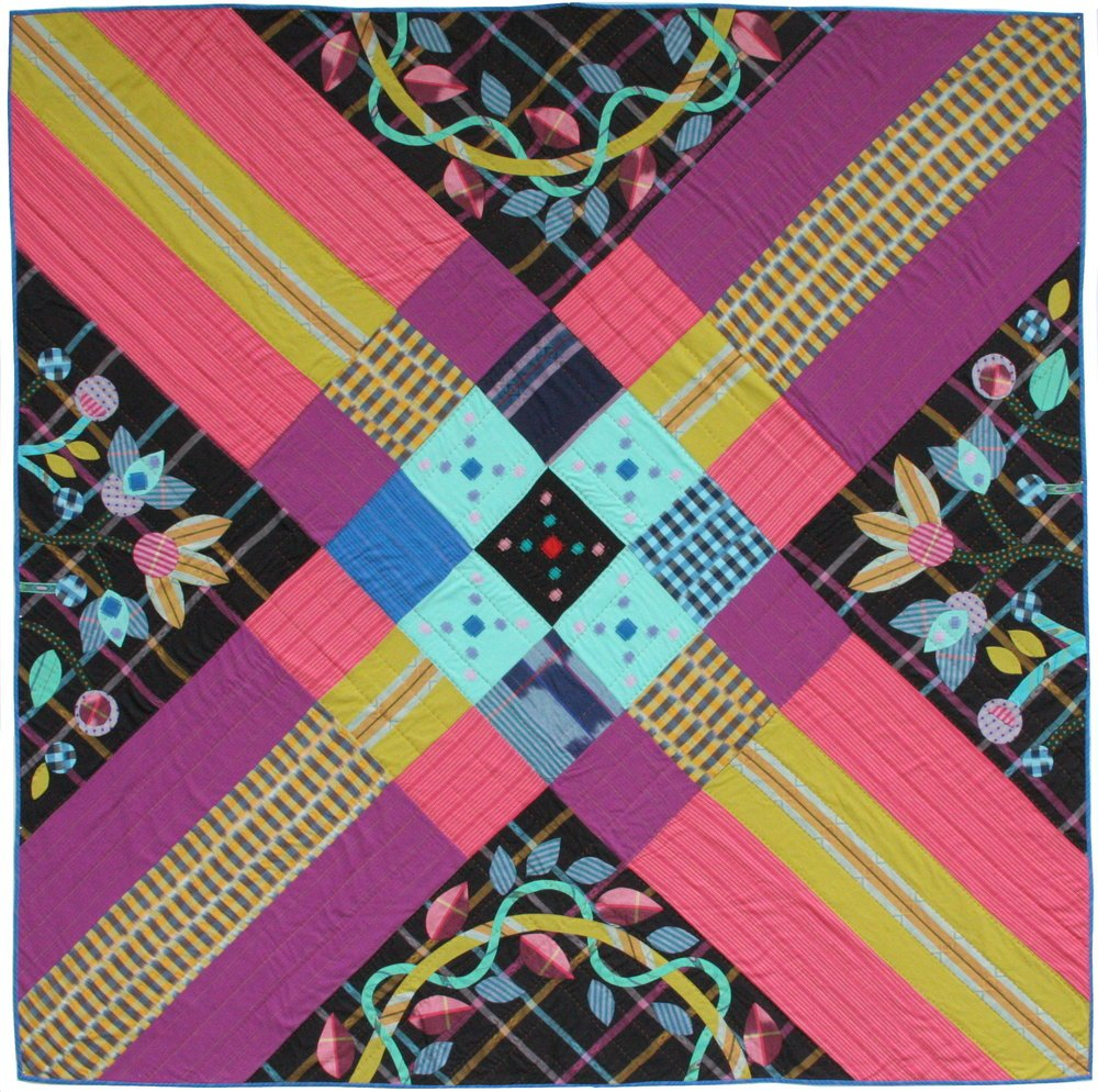 Anna Maria Sewing Patterns - Cross Country Quilt