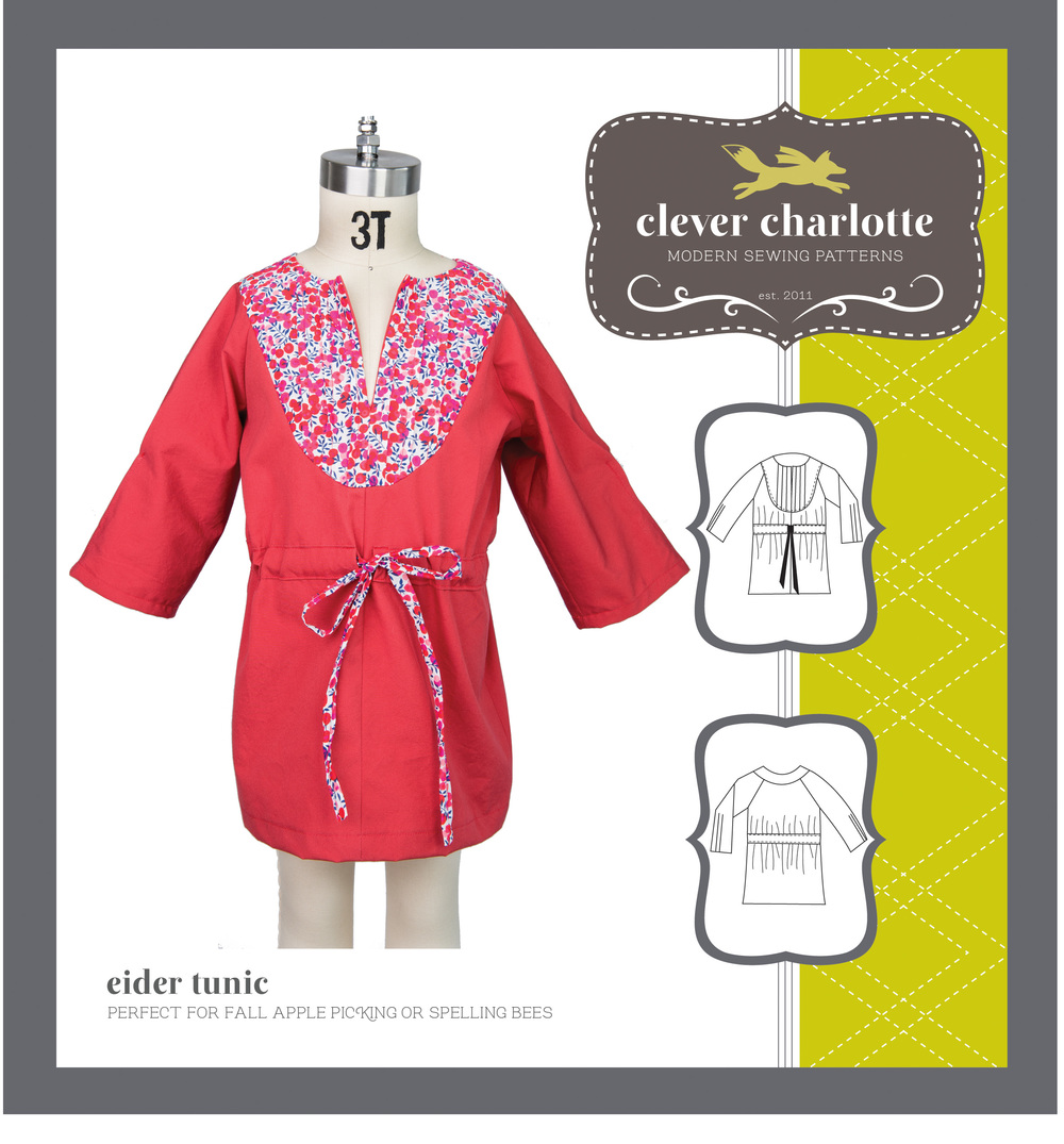 Clever Charlotte - Eider Tunic