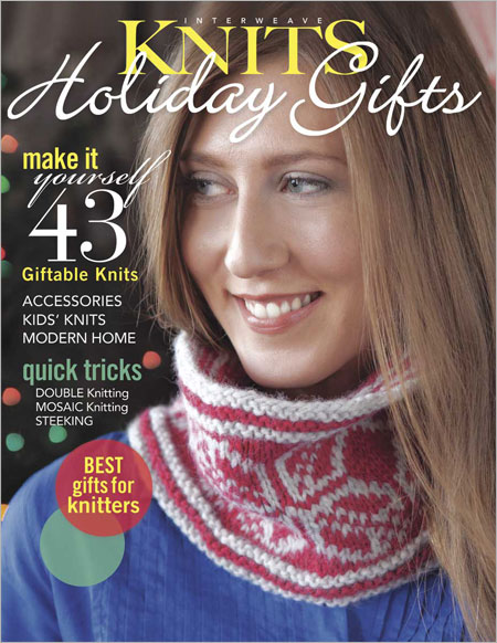 Interweave Knits Holiday Gifts 2012