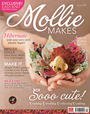 Mollie Makes - Issue 19