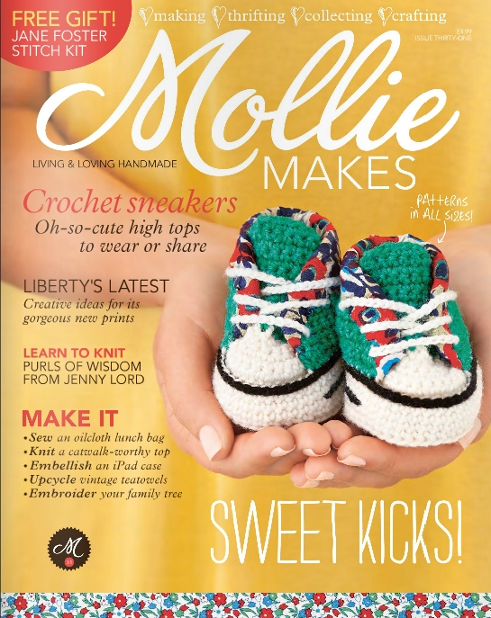 Mollie Makes - Issue 31