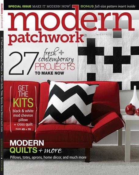 Modern Patchwork - Winter 2014