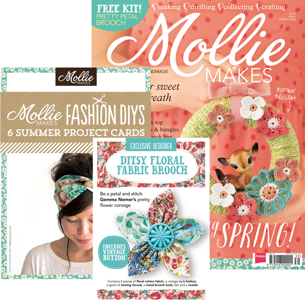 Mollie Makes - Issue 39