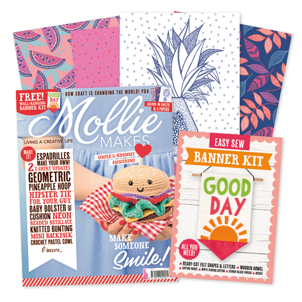 Mollie Makes - Issue 55