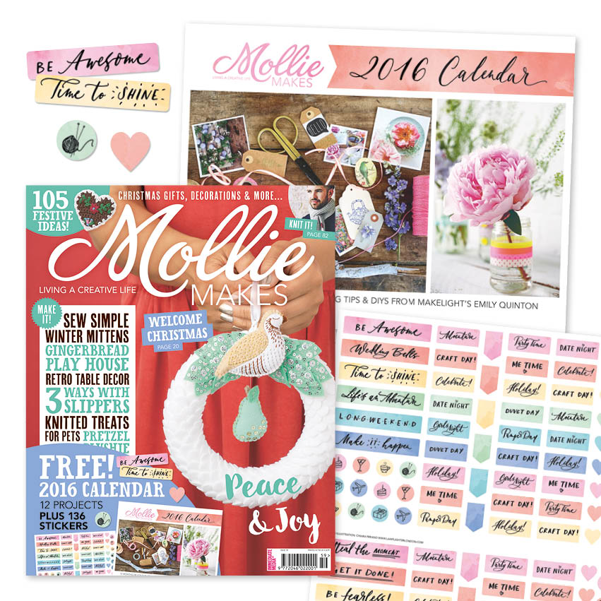Mollie Makes - Issue 59