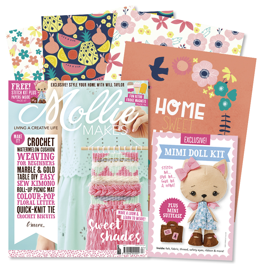 Mollie Makes - Issue 67