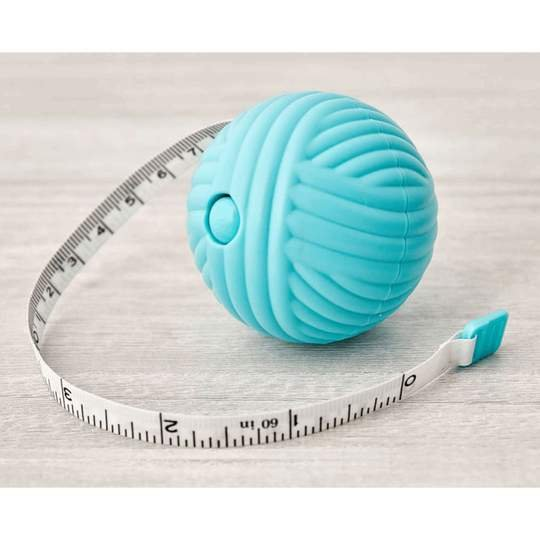 Tape Measure - Yarn Ball