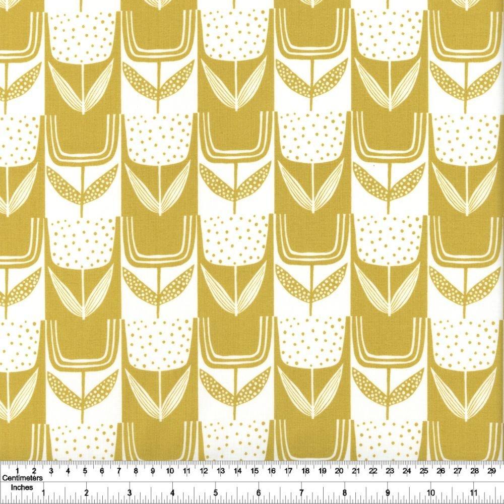 Perennial - Patchwork Tulips - Lemon Meringue
