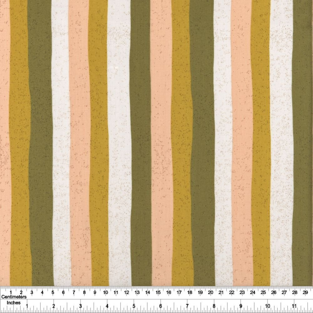 Perennial - Stripes - Citrus