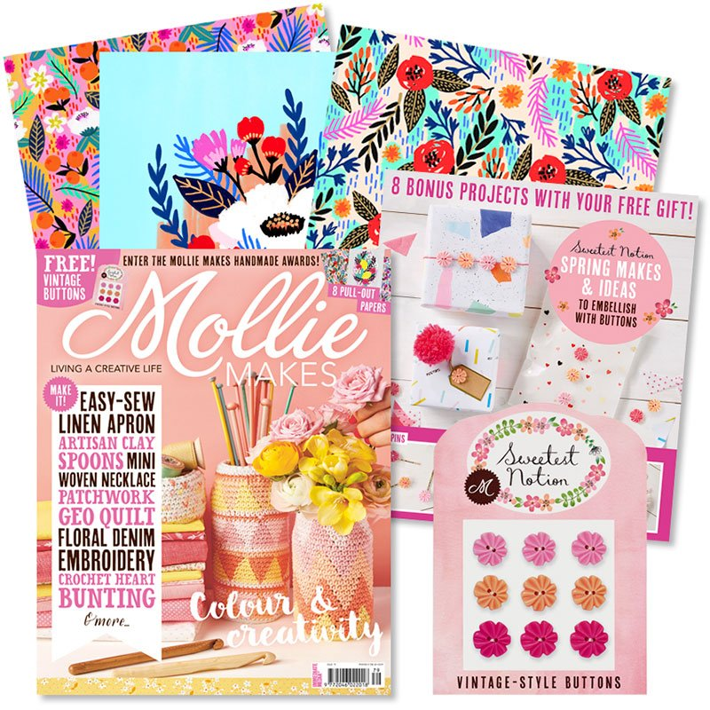 Mollie Makes - Issue 79